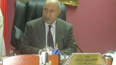 مصطفى فهمى رئيس جهاز مدينة بدر